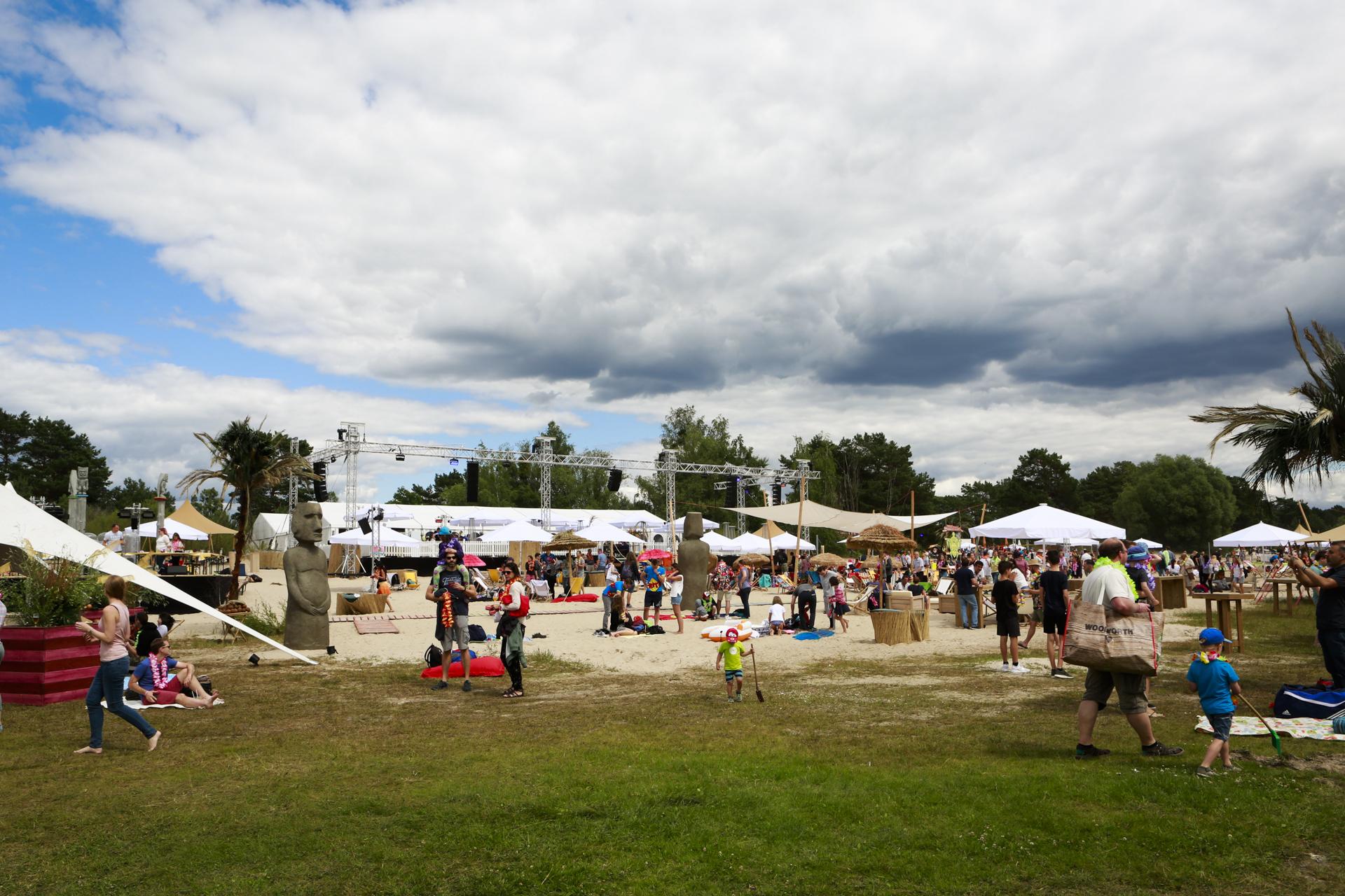 AVM Computersysteme Sommerfest 2018 by Prio Event Management am Bersteinsee in Brandenburg